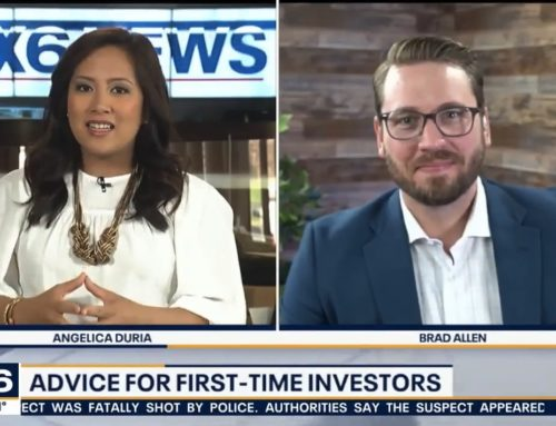 Advice for First-Time Investors